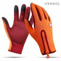 CYGCL Tech Gloves for Outdoor Winter Touchscreen Waterproof Warm Adjustable. e1616530238662