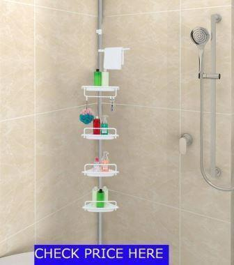 ALLZONE Constant Tension Shower Caddy.