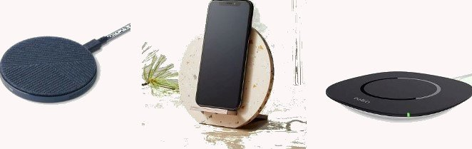 types of Wireless chargers in the market