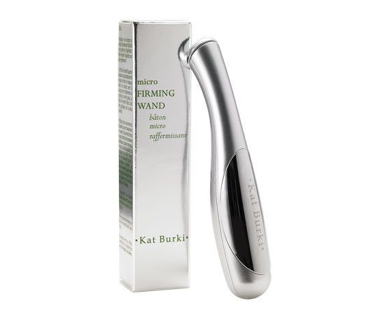 Kat Burki Micro-Firming Wand an intelligent handheld cosmetic applicator
