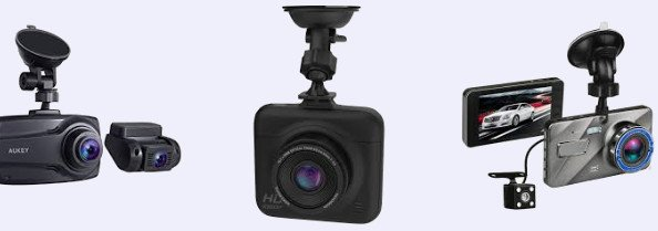 Dash camera images