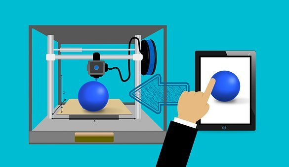 A 3D printer simulator