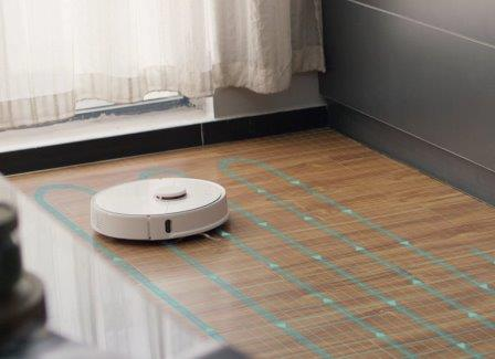 Roborock S6 Robot Vacuum, Robotic Vacuum Cleaner and Mop with Adaptive Routing.