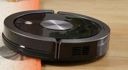 ILIFE A9 Robot Vacuum Cleaner with Mapping.
