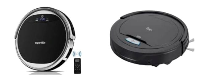 Home Robot Vacuum Cleaners.