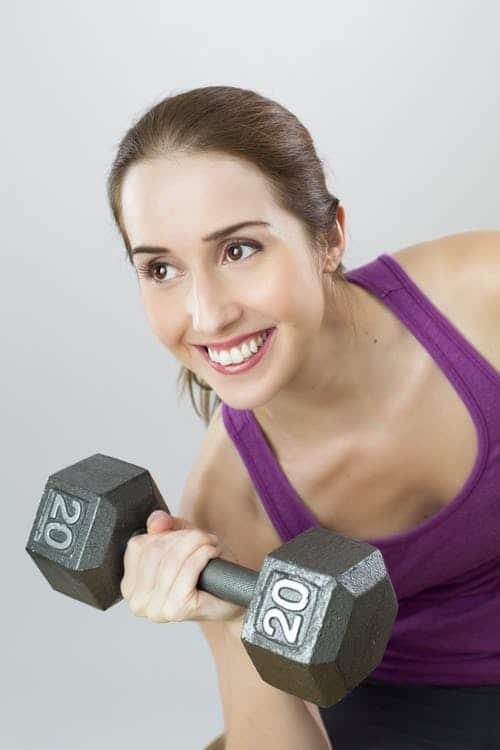 Stacked App best for workout beginners anywhere