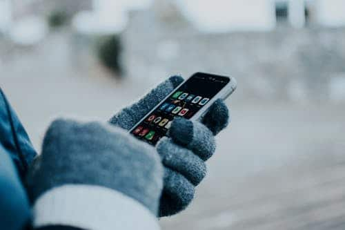 Touchscreen Gloves Material that make them be best on your grip