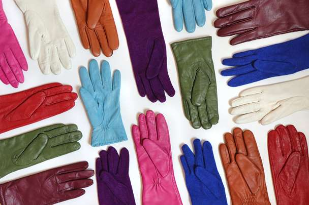 Variety of touch screen gloves