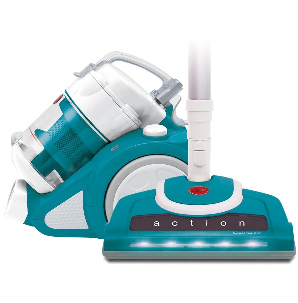Hoover action bagless vacuum cleaner