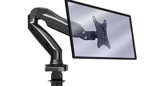 Invision PC Monitor Arm – Ergonomic Height Assisted
