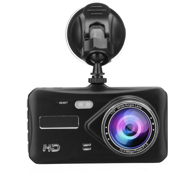1080P Touch Screen Car DVR Camera Recorder