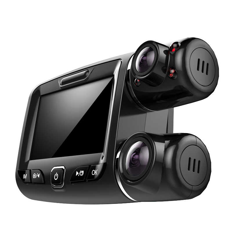 T6 WiFi Night Vision Rotatable Double Recording