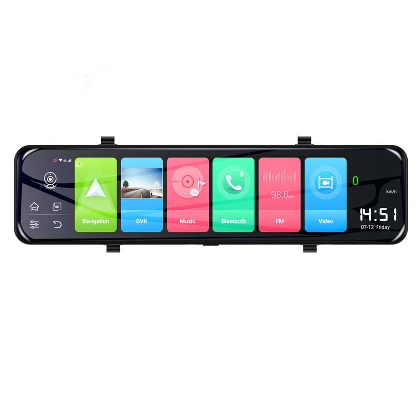 Z70 Android 8.1 4G ADAS Quad-Core Car DVR Dash Camera GPS Wifi Bluetooth 1080P Rearview Mirror