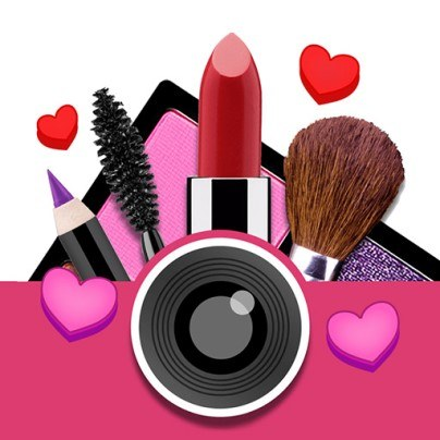 Selfie editor magic makeover app YouCam on google play