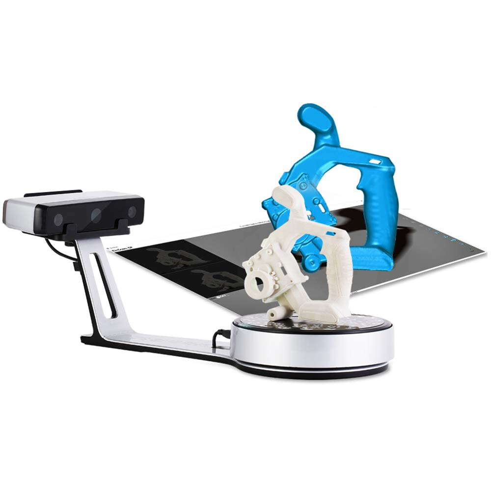 Shining3D [ EinScan-SP ] White Light Desktop 3D Scanner with Solid Edge SHINING3D Edition CAD Software.