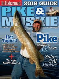 most recognized fishing magazine and respected brand in fresh water fishing
