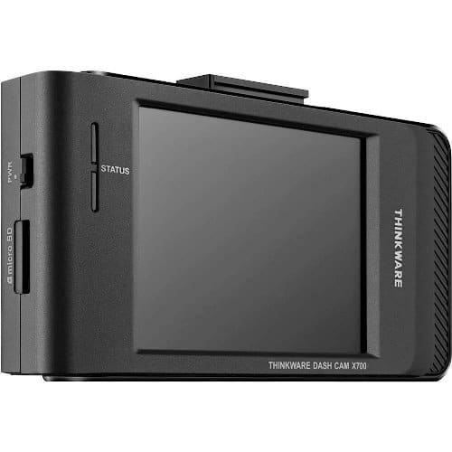 THINKWARE - X700 Front and Rear Camera Dash Cam