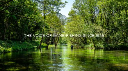 Trout and Salmon magazine Welcome to the website of Trout and Salmon magazine – the UK's biggest fishing magazine