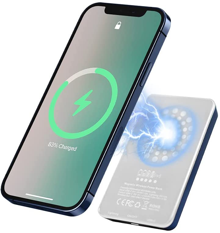 Magnetic Car Wireless Charger