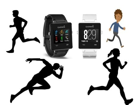 Fitness trackers are small devices mostly used during exercise.