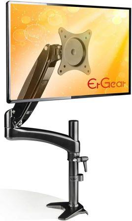 """ErGear Monitor Mount for 15-32"""" Flat/Curved Monitors Review"""