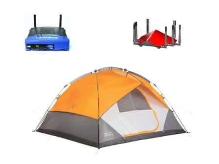 getting a better Wi-Fi while camping